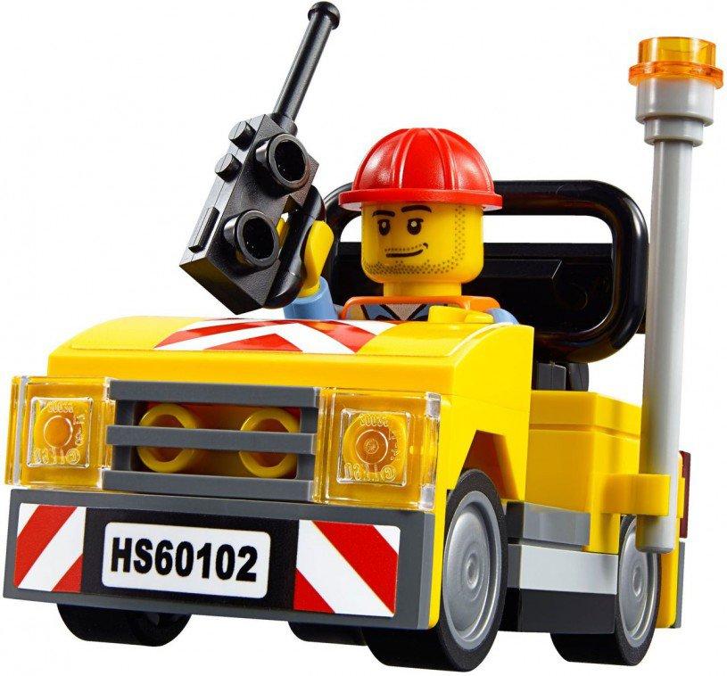 LEGO 60102 City: Vliegveld VIP service