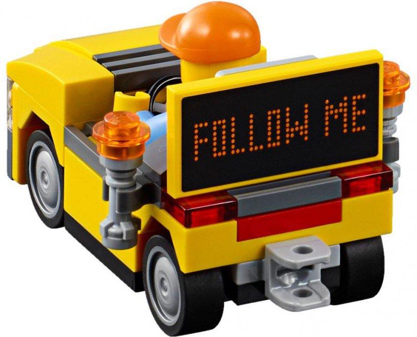 LEGO City Vliegveld passagiersterminal 60104