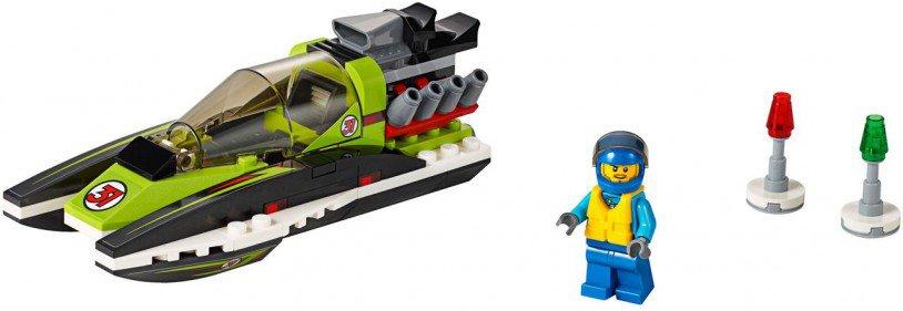 LEGO City Raceboot 60114