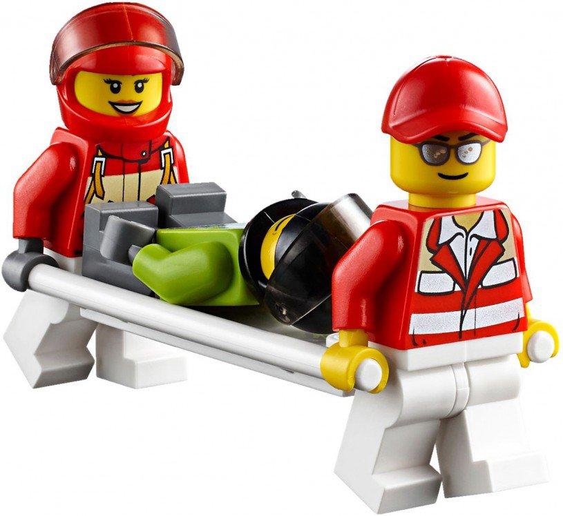 LEGO City Ambulancevliegtuig 60116
