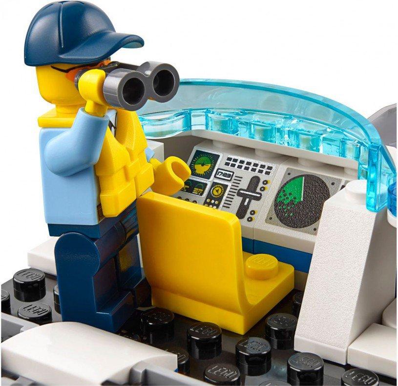 LEGO Politieboot 60129