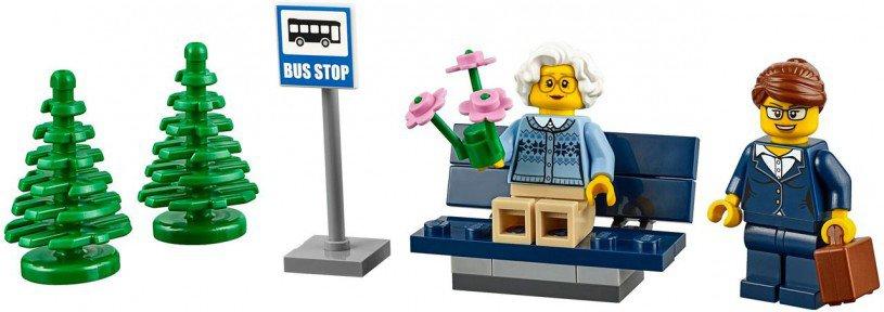 LEGO City Plezier In het Park City Personen set 60134