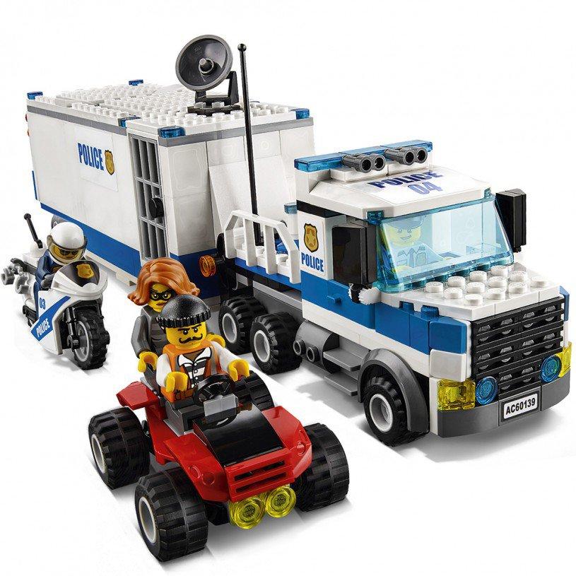 Onwijs LEGO City Politie 60139 kopen: Mobiele commandocentrale HQ-06