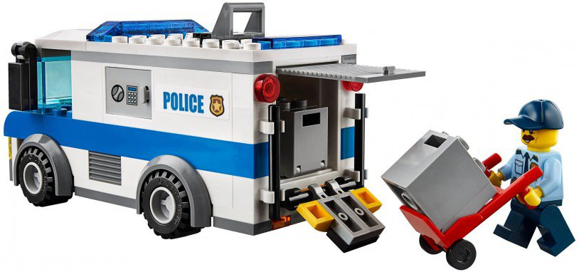LEGO 60142 City Geldtransport