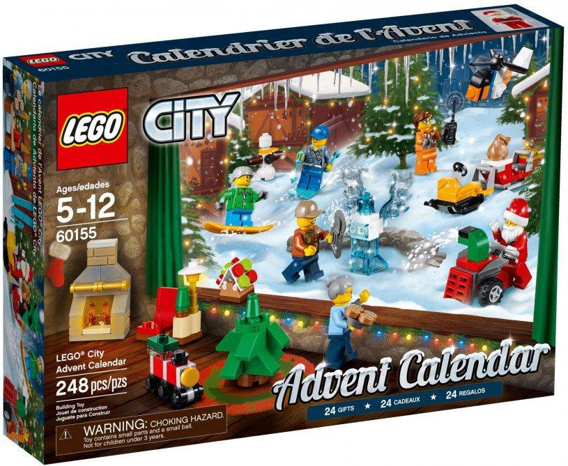 LEGO 60155 City: City adventskalender