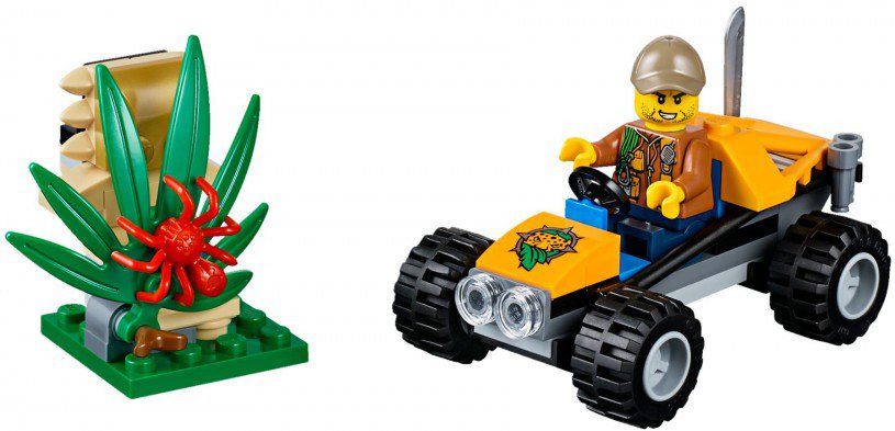 LEGO 60156 City: Jungle buggy