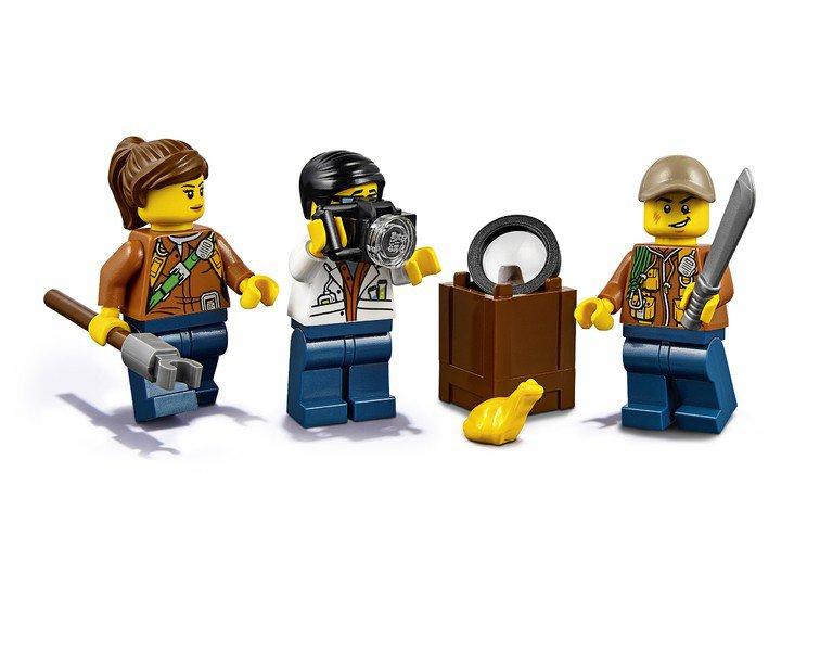 LEGO 60157 City: Jungle startset