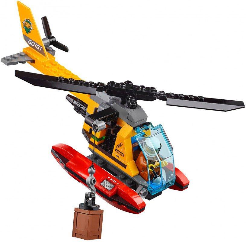 LEGO 60161 City: Jungle onderzoekslocatie