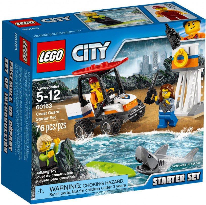 LEGO 60163 City: Kustwacht startset
