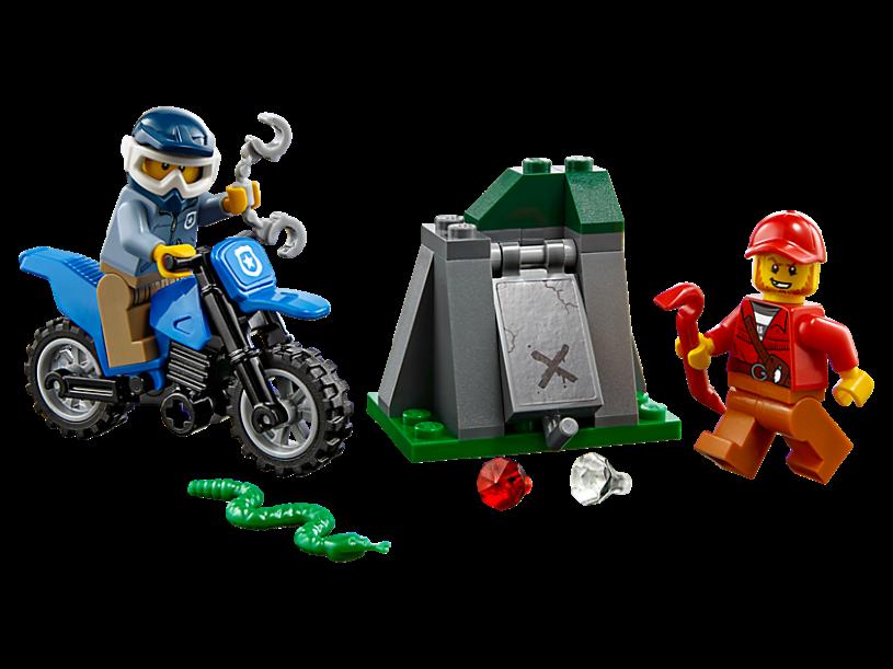 LEGO 60170 City: Off-road achtervolging