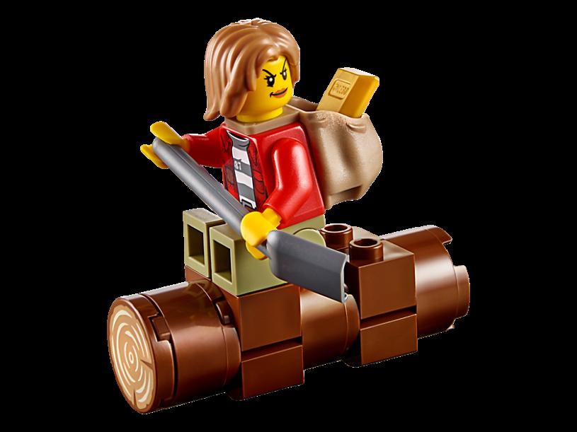 LEGO 60171 City: Bergachtervolging