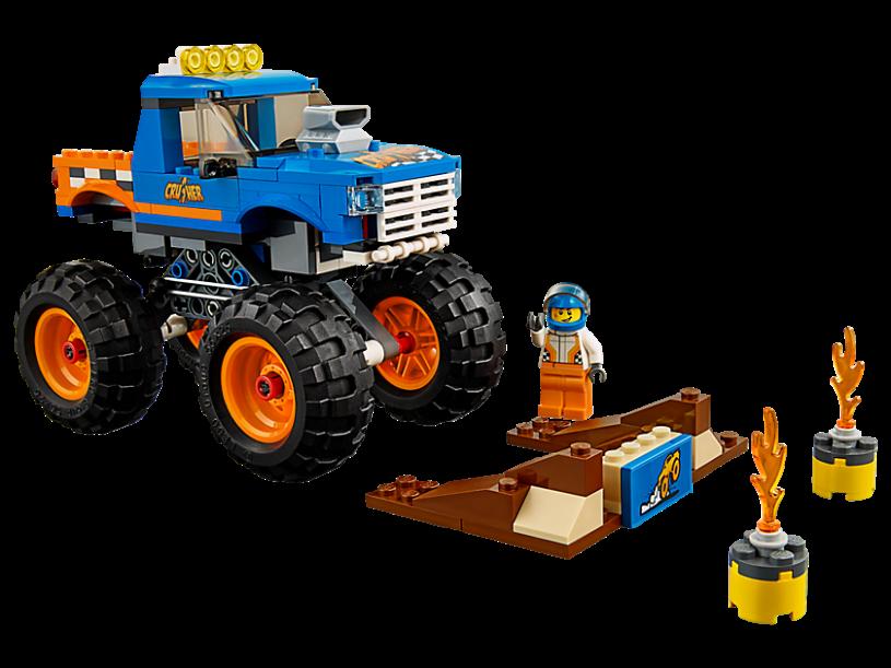 LEGO 60180 City: Monstertruck