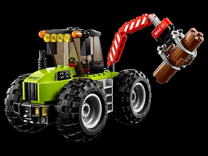LEGO 60181 City: Bostractor