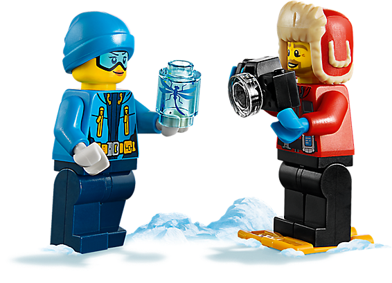 LEGO 60190 City: Poolijsglider