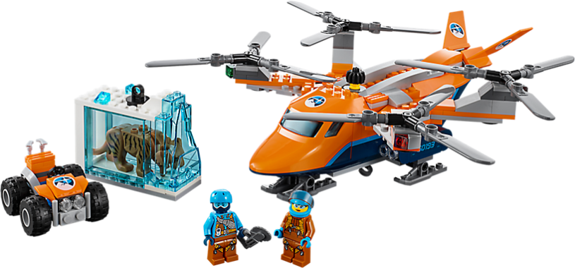 LEGO 60193 City: Poolluchttransport