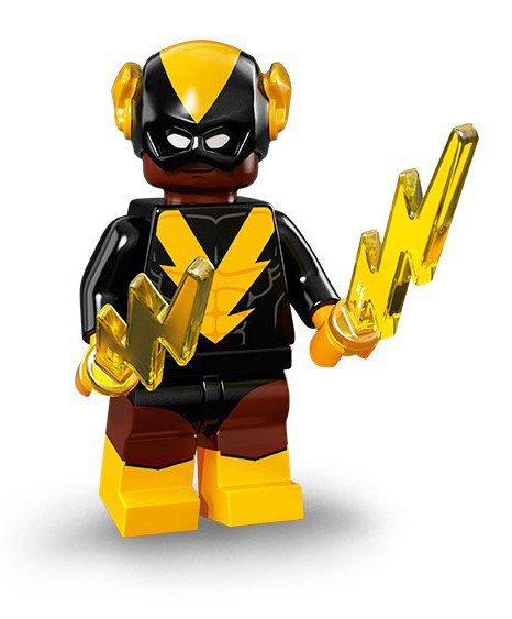 LEGO 71020 Batman Minifiguren: Black Vulcan