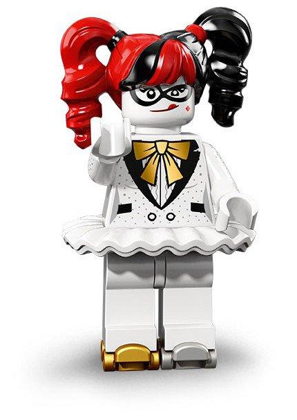 LEGO 71020 Batman Minifiguren: Disco Harley Quinn