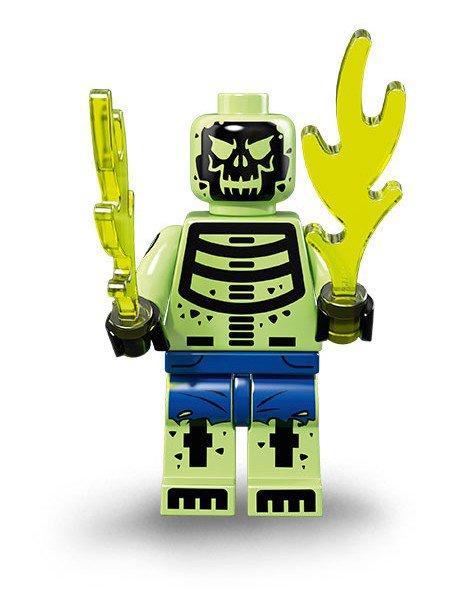 LEGO 71020 Batman Minifiguren: Doctor Phosphorus