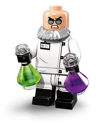 LEGO 71020 Batman Minifiguren: Hugo Strange