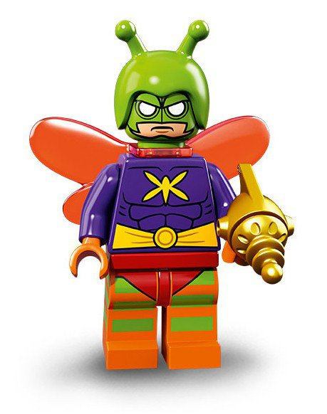 LEGO 71020 Batman Minifiguren: Killer Moth