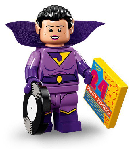 LEGO 71020 Batman Minifiguren: Wonder Twin Jayna