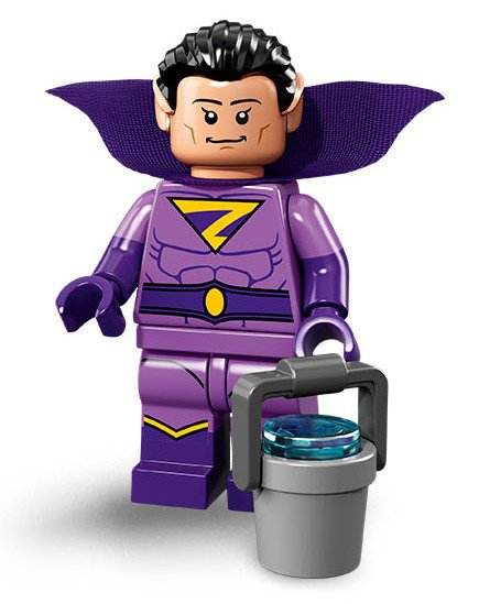 LEGO 71020 Batman Minifiguren: Wonder Twin Zan