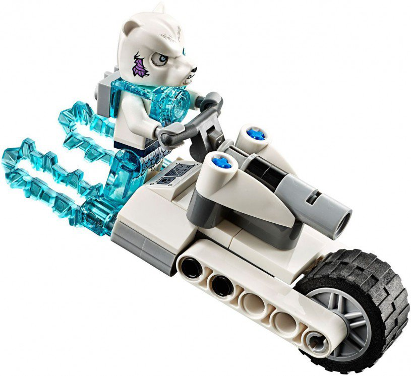 LEGO Legends of Chima Icebite's Drilklauw 70223