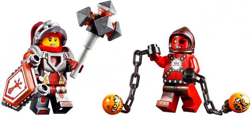 LEGO Nexo Knights - Chaoskoets van de Monster Meester 70314