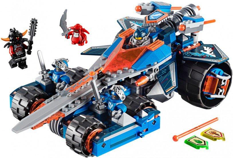 LEGO Nexo Knights - Clay's Gevechtszwaard 70315