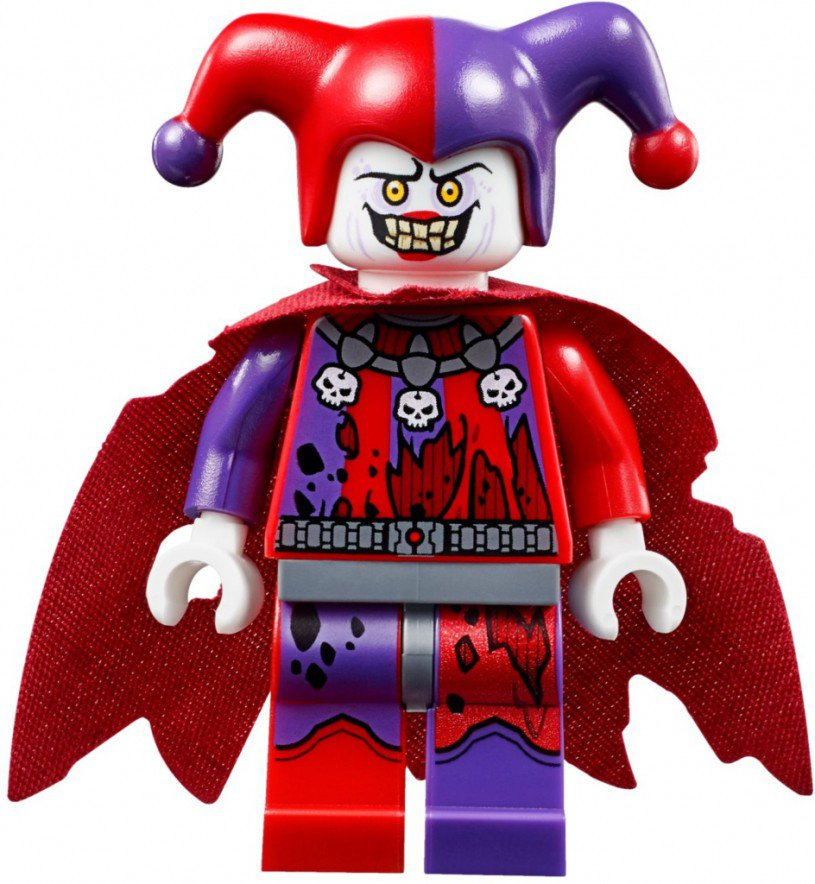 LEGO Nexo Knights - Jestro's Evil Mobile 70316