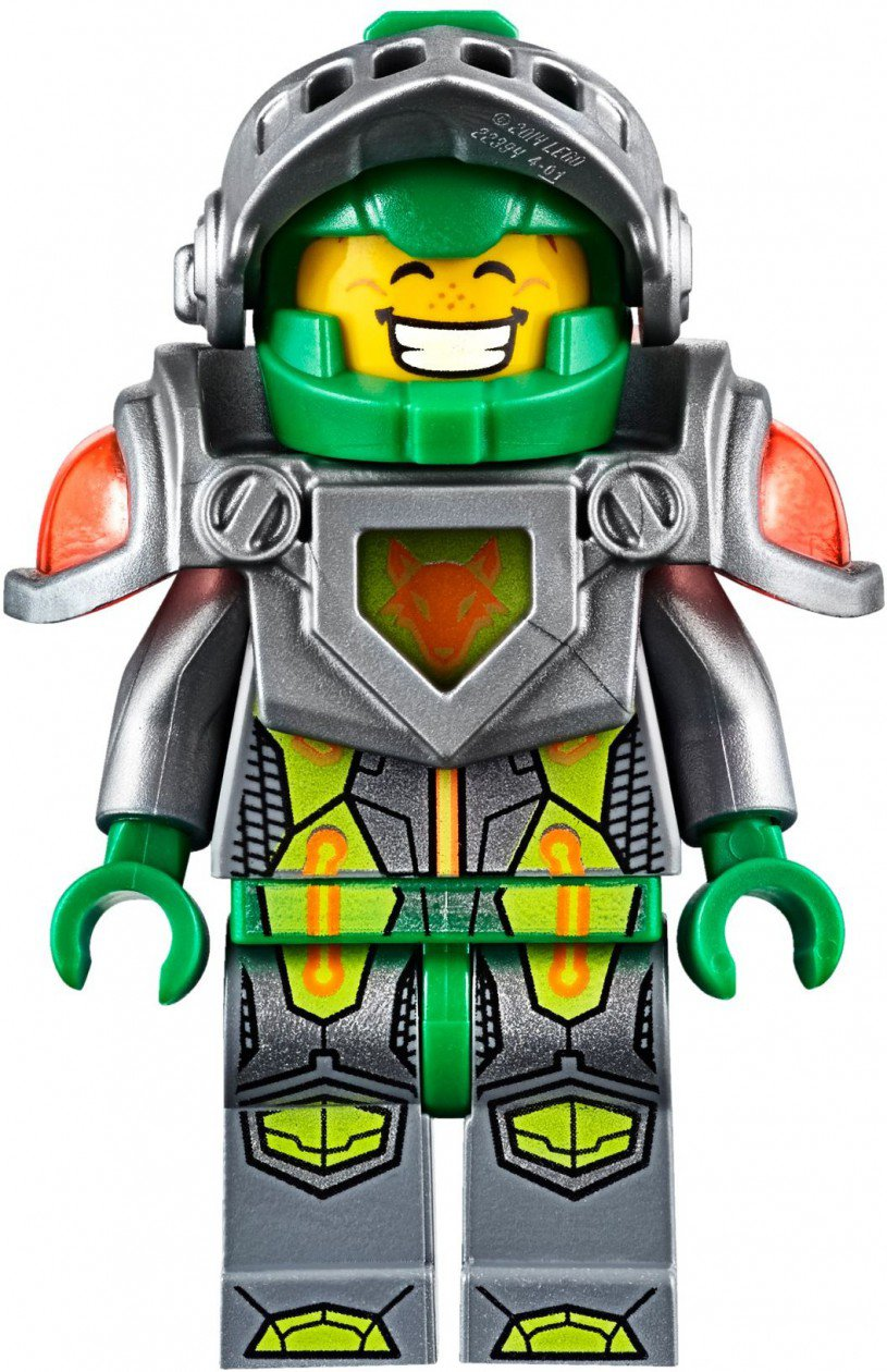 LEGO Nexo Knights Aaron Fox S Aerojager 70320