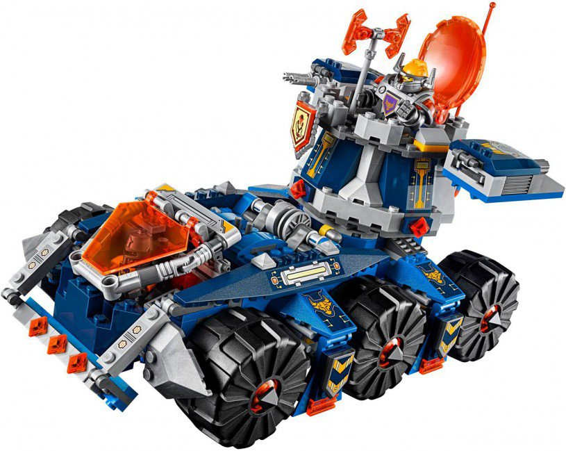 LEGO Nexo Knights Axl S Torentransport 70322