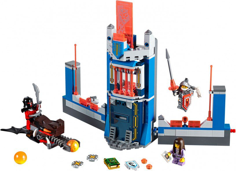 LEGO Nexo Knights - Merlok's Library 2.0 70324