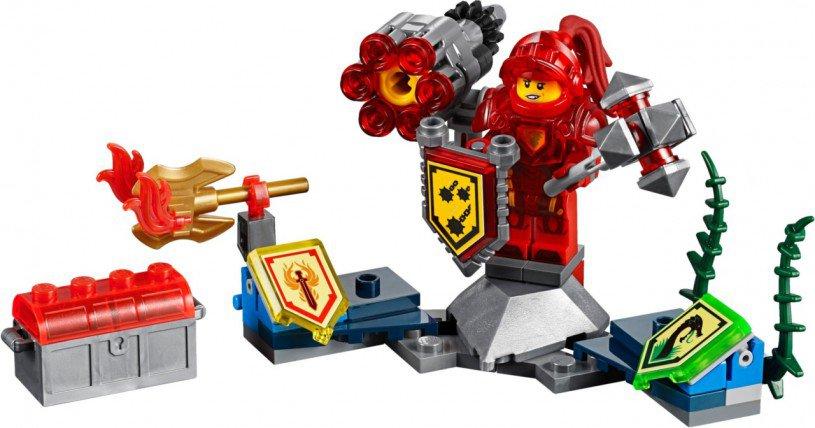 LEGO Nexo Knights - Ultimate Prinses Macy 70331