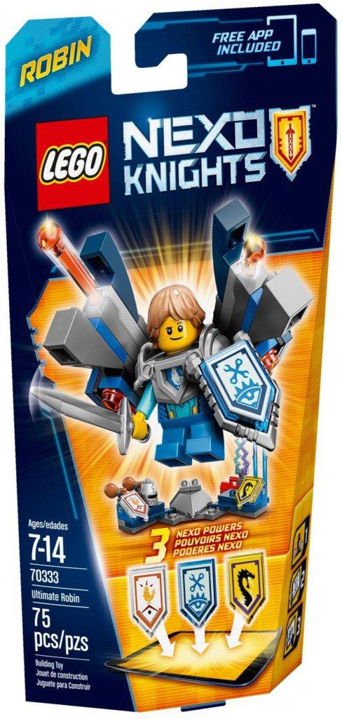 LEGO Nexo Knights - Ultimate Robin 70333