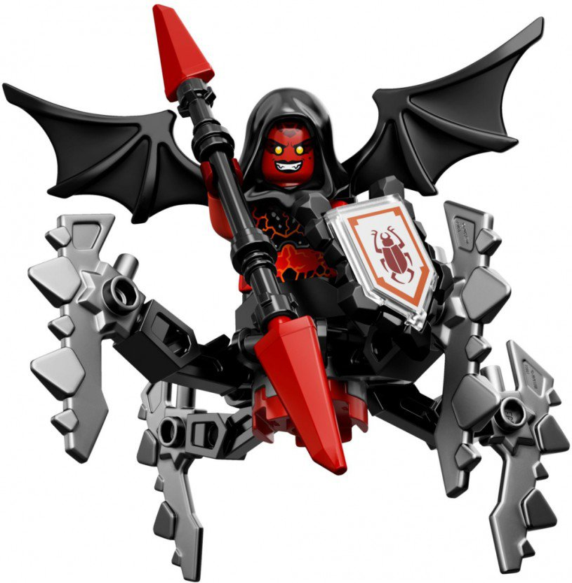 LEGO Nexo Knights - Ultimate Lavaria 70335