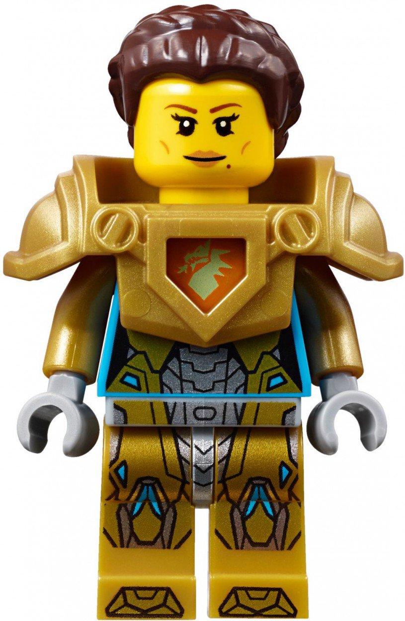 LEGO 70349 Nexo Knights Ruïna's rollende gevangenis