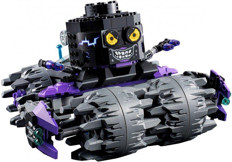 LEGO 70352 Nexo Knights Jestro's hoofdkwartier