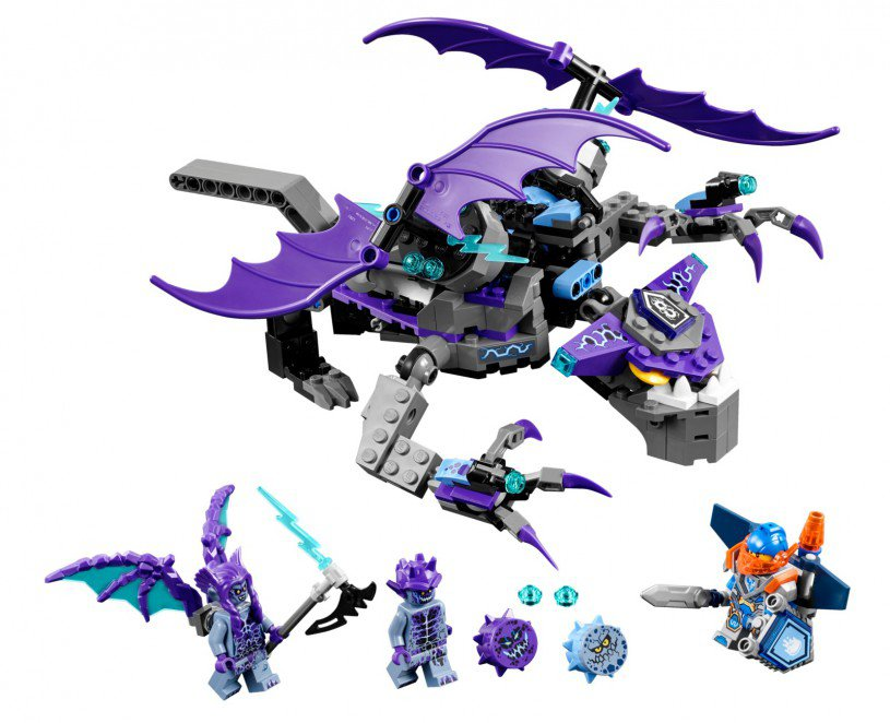 LEGO 70353 Nexo Knights: De Heligoyle