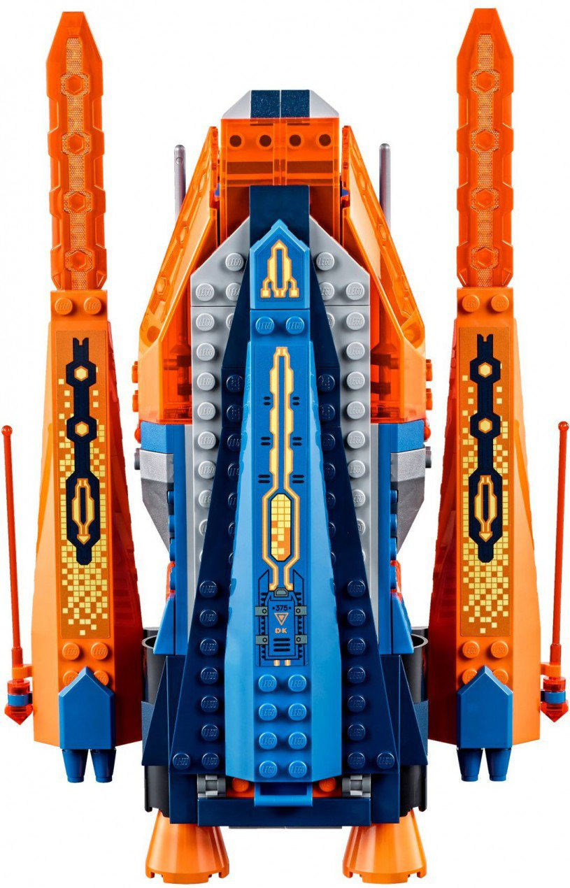 LEGO 70357 Nexo Knights: Knighton kasteel