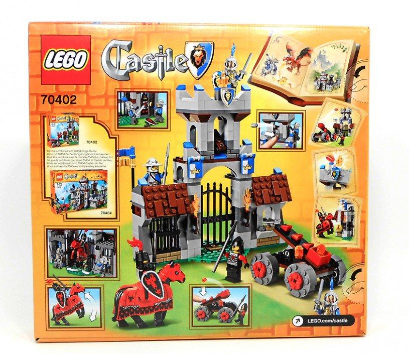 LEGO Castle - Aanval op de uitkijktoren 70402
