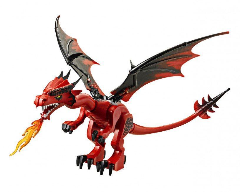 LEGO Castle - Drakenberg 70403