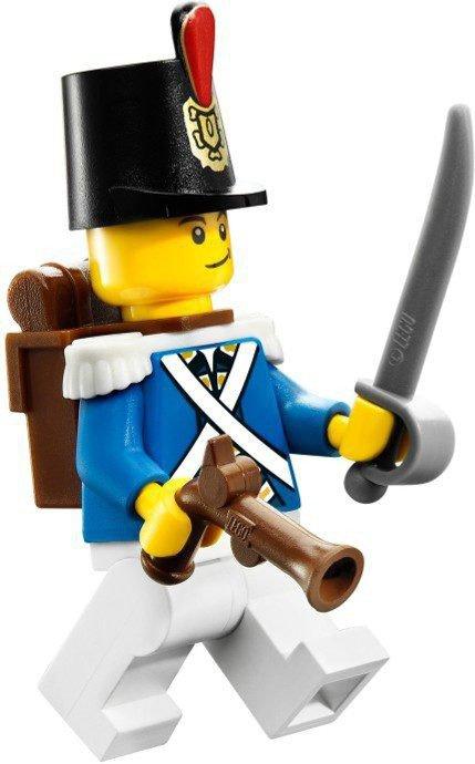 LEGO Piraten - Schipbreuk Verdediging 70409