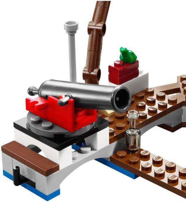 LEGO Piraten - Het Soldatenfort 70412