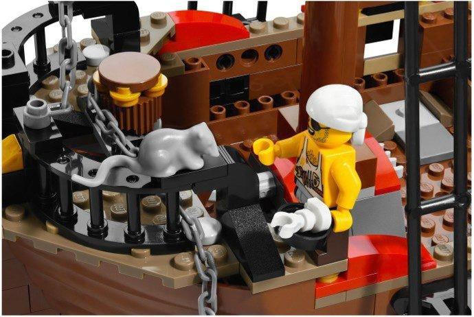 LEGO Piratenschip 70413