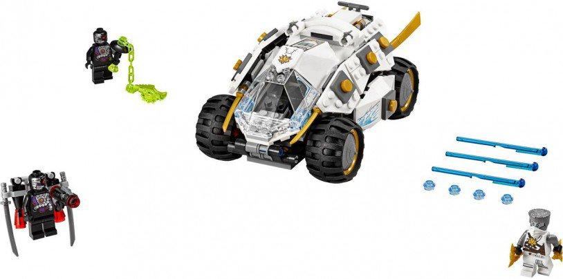 LEGO Ninjago 70588: Titanium Ninja Tumbler