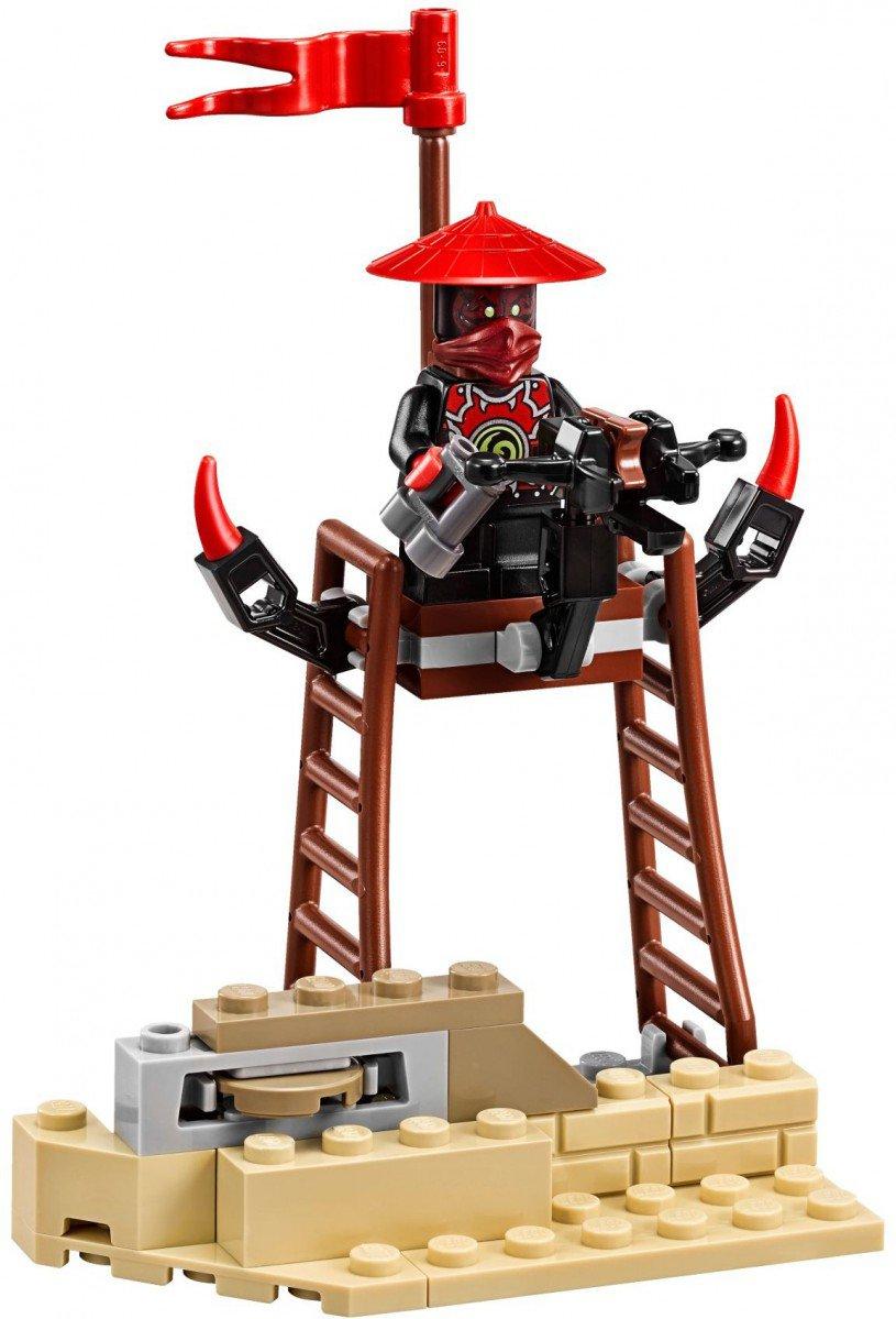 LEGO Ninjago 70589: Cole's Rock Roader Auto