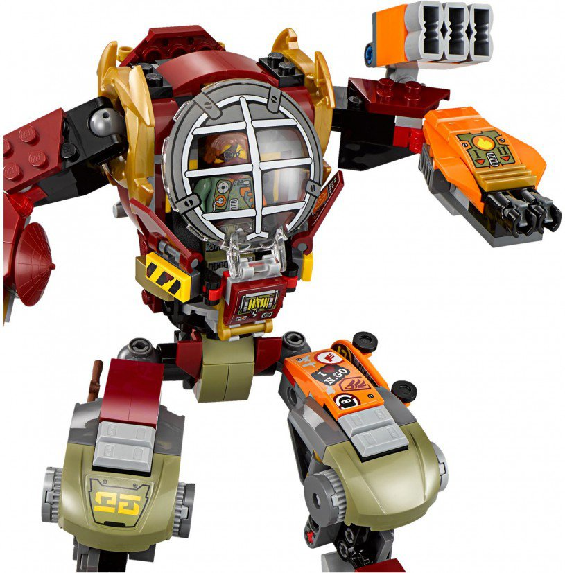 LEGO Ninjago 70592: Ronin Mech