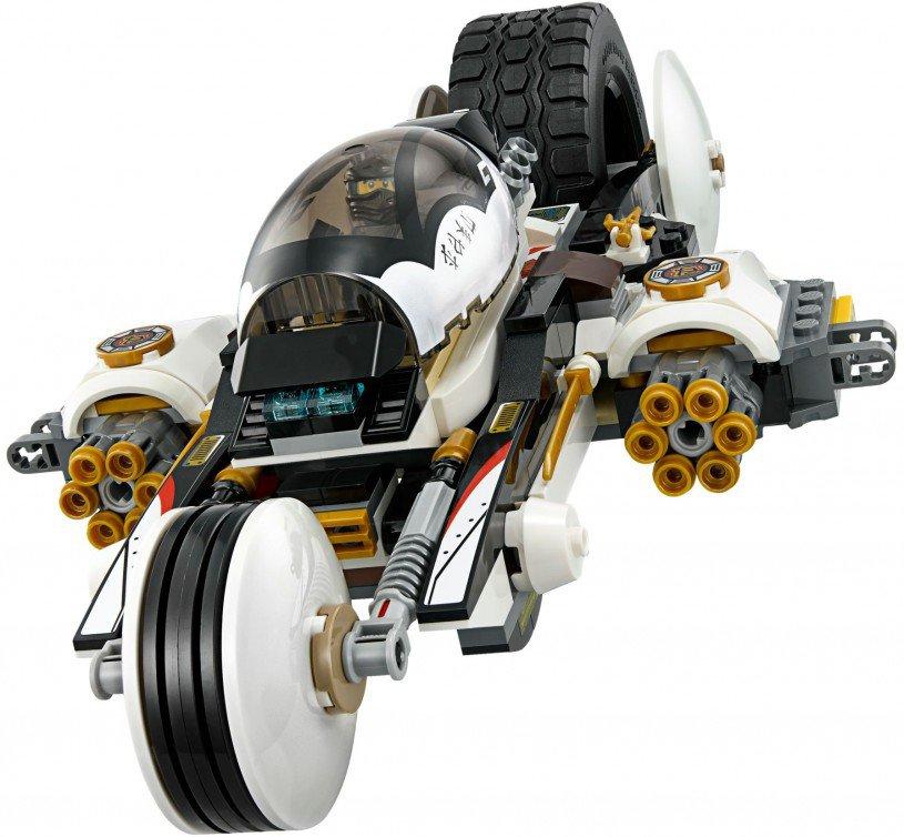 LEGO Ninjago 70595: Ultra stealth raider