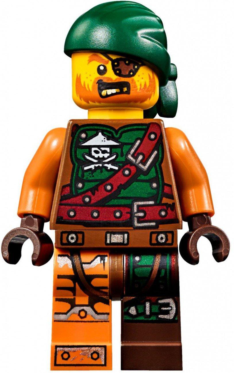 LEGO Ninjago Cole's Draak 70599